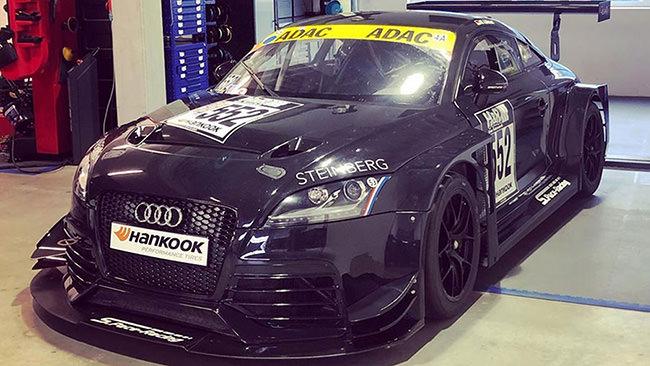 Audi TT Fahrzeug Rennsport/Racing Rennstrecke – SSR Performance