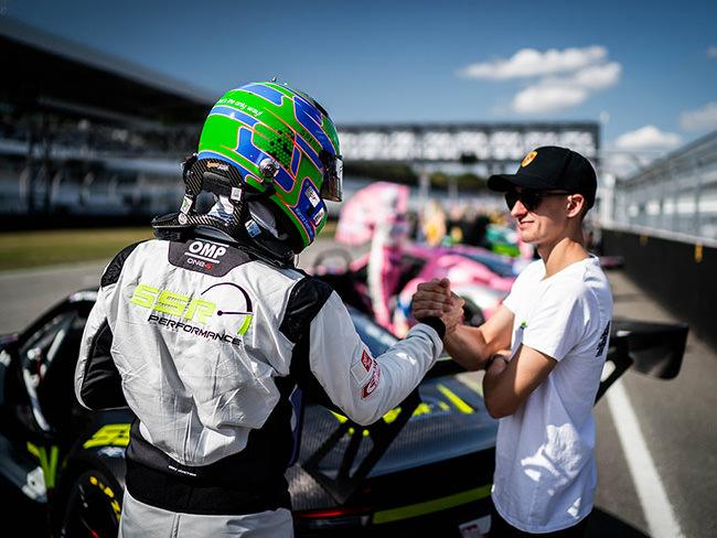 ADAC GT Masters Hockenheim Gastrennen Motorsport Rennsport – SSR Performance